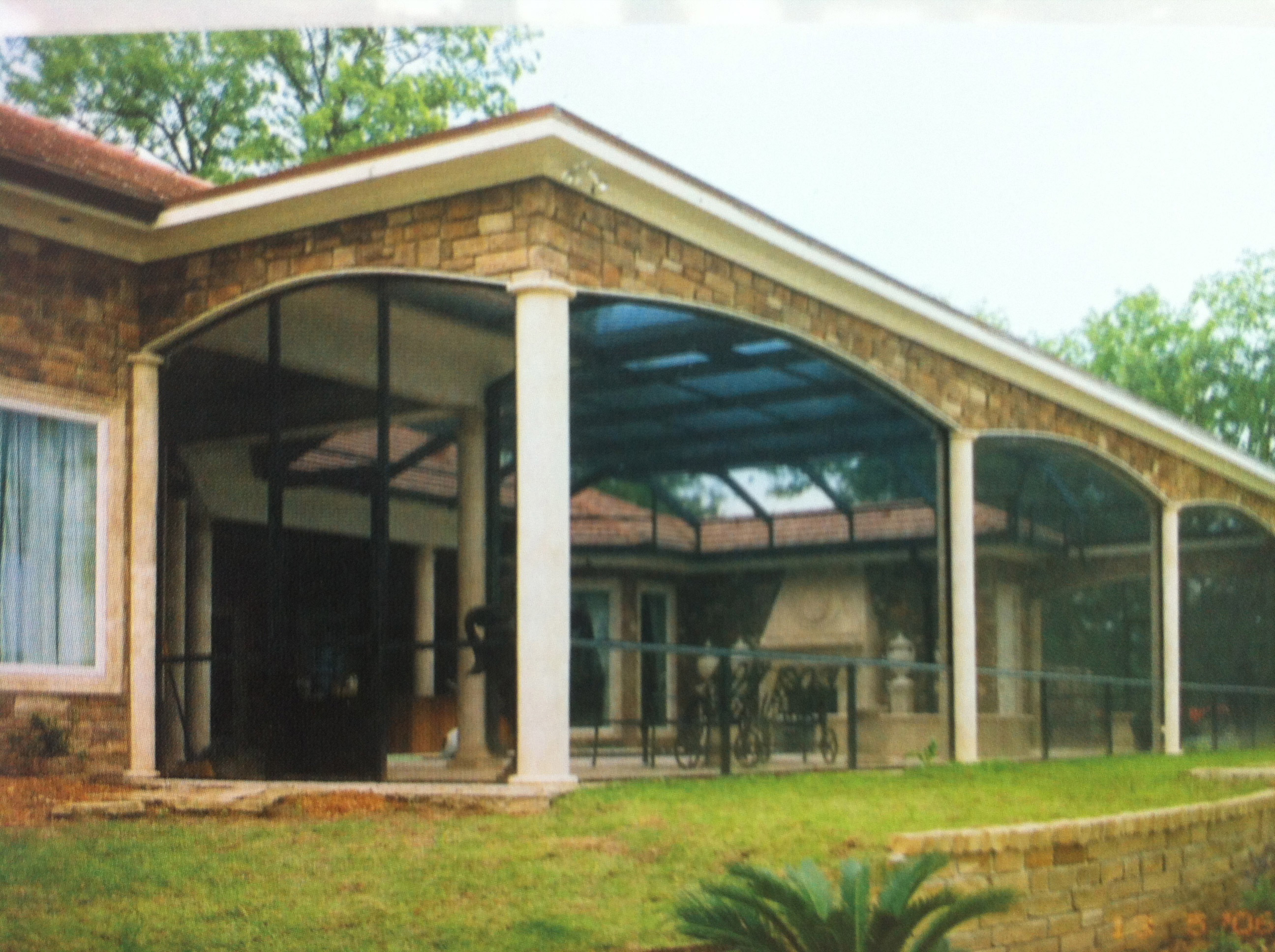 Screen Rooms Amp Lanai Enclosures Baker Aluminium