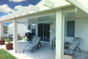 This Canopy is a stylish way to enjoy the great Florida weather with out the harsh sun.
