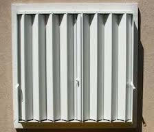 Sliding Hurricane Shutters